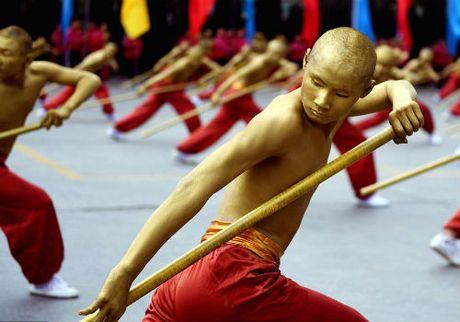 Choang ngop man dong dien vo Thieu Lam tuyet dinh - Anh 14