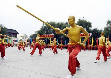 Choang ngop man dong dien vo Thieu Lam tuyet dinh - Anh 15