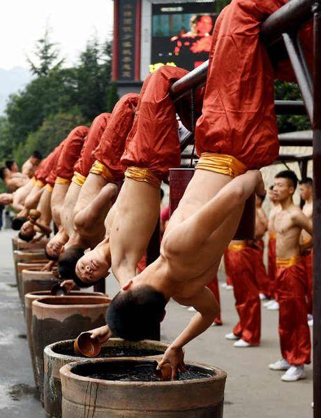 Choang ngop man dong dien vo Thieu Lam tuyet dinh - Anh 2