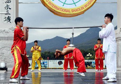 Choang ngop man dong dien vo Thieu Lam tuyet dinh - Anh 3