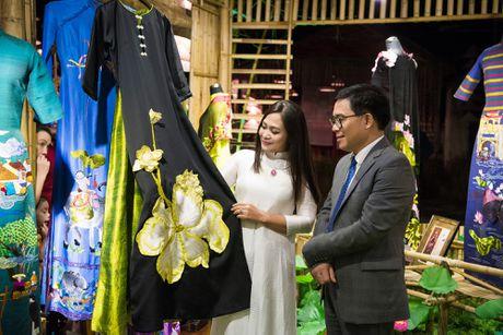 Festival Ao dai Ha Noi 2016: Nguoi thoi hon cho lua - Anh 5