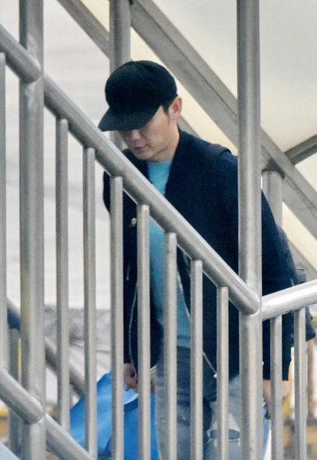 Pham Bang Bang va ban trai nam chat tay 'dua nhau di tron' - Anh 5