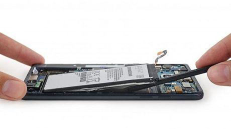 Pin Galaxy Note 7 khong duoc kiem duyet theo quy trinh chuan - Anh 1
