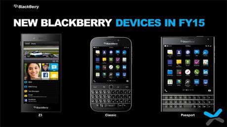BlackBerry co gang giu vung thi truong Indonesia - Anh 1