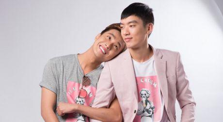 Gap go Brian Tran - Cuong Dinh: Cap doi dong tinh trong 'Sai Gon, anh yeu em' - Anh 1