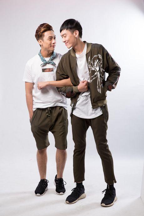 Gap go Brian Tran - Cuong Dinh: Cap doi dong tinh trong 'Sai Gon, anh yeu em' - Anh 4