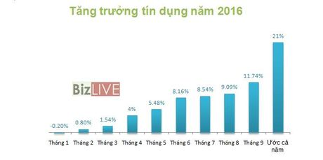 Tang truong tin dung: Dau nam i ach, cuoi nam dai nhay vot - Anh 3