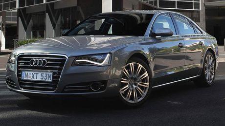 Sau Audi A8, den Audi Q7 bi trieu hoi do loi - Anh 1
