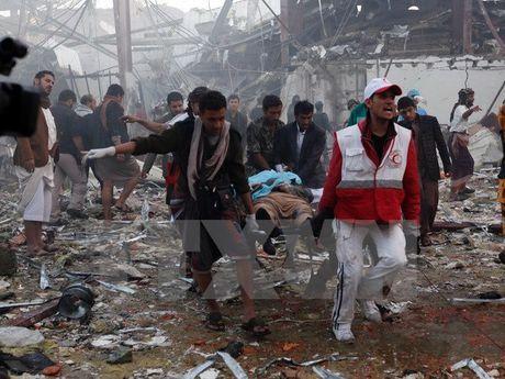 Khung bo tai Yemen: Anh, My, Lien hop quoc de nghi ngung ban - Anh 1