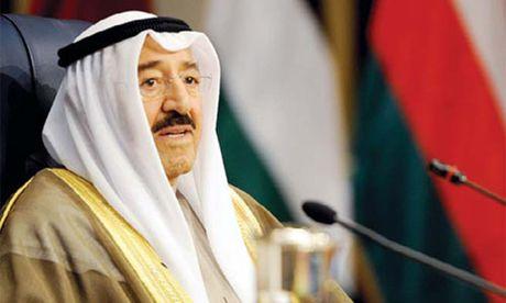 Quoc vuong Kuwait cho giai tan quoc hoi - Anh 1
