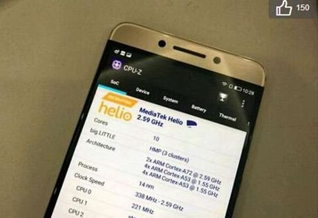 Mediatek phat trien chip Helio X27 ngang ngua Snapdragon 821 - Anh 1