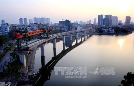 Ha Noi ra soat cong tac an toan lao dong tai du an duong sat Cat Linh - Ha Dong - Anh 1