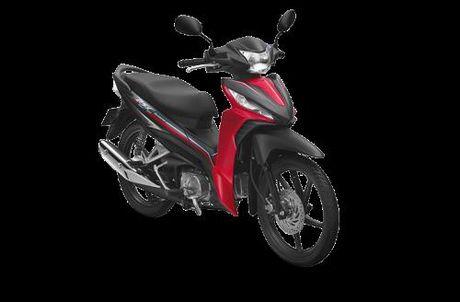 Honda Viet Nam them phien ban moi Wave 110 RSX nhieu cai tien - Anh 3