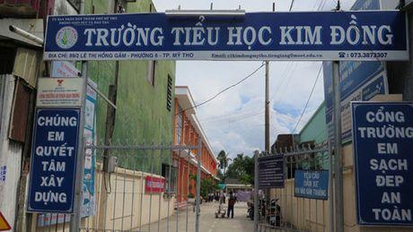 Ngan hang The gioi dieu tra vu ban thau o Tien Giang - Anh 1