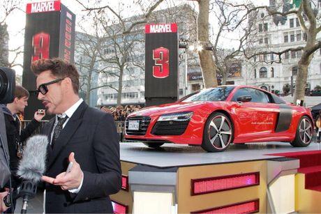 Ca nam ban duoc 100 chiec, Audi khai tu sieu xe 'Iron Man' - Anh 2