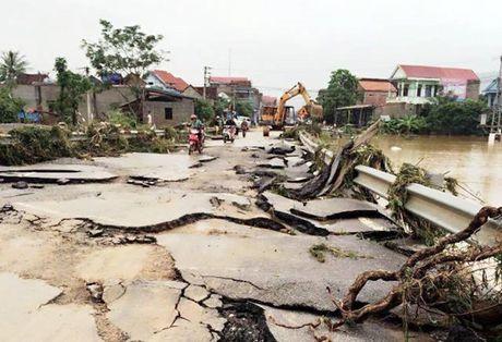 Quang Binh: Hoang tan, ngon ngang sau lu du - Anh 2