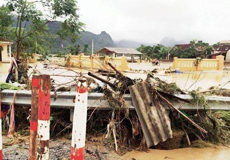 Quang Binh: Hoang tan, ngon ngang sau lu du - Anh 4