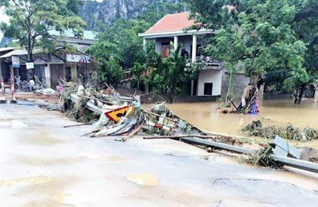Quang Binh: Hoang tan, ngon ngang sau lu du - Anh 5