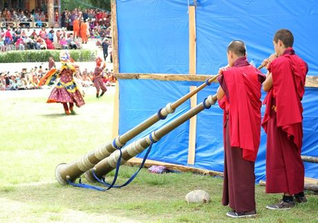 Bhutan - le hoi mua thu nhin khong chan mat - Anh 10