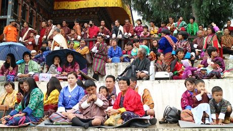 Bhutan - le hoi mua thu nhin khong chan mat - Anh 6