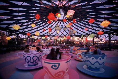 Hanh trinh den Disneyland Paris - Anh 1