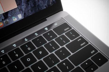 MacBook Pro 2016 voi thay doi lon se som ra mat - Anh 2