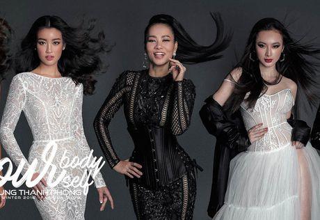 Thu Minh lam 'nang tho' cung Do My Linh, Angela Phuong Trinh - Anh 1