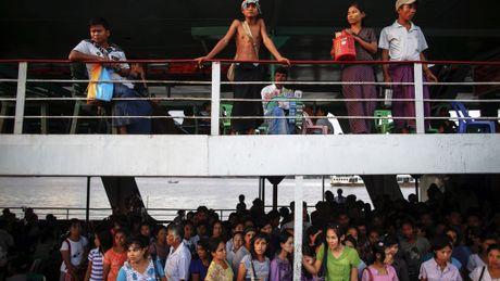Chim pha o Myanmar, 25 nguoi chet, nhieu nguoi mat tich - Anh 1