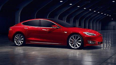 Tesla Model S: Xe sedan hang sang ban chay nhat tai My - Anh 1