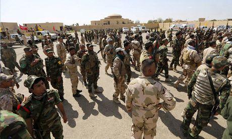 Iraq truoc them cuoc chien tai chiem Mosul tu tay IS - Anh 1