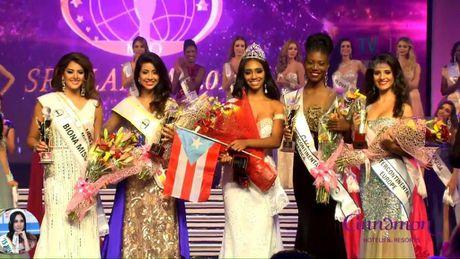 Nguoi dep Puerto Rico dang quang Hoa hau Lien luc dia 2016 - Anh 1