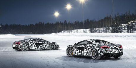 Lai sieu xe McLaren 3 ngay trong tuyet voi gia 15.000 USD - Anh 1