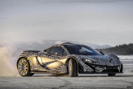 Lai sieu xe McLaren 3 ngay trong tuyet voi gia 15.000 USD - Anh 2