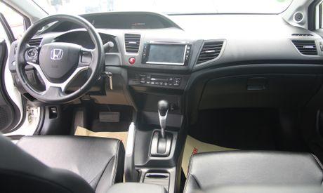 So sanh Honda Civic the he moi va cu o Viet Nam - Anh 12