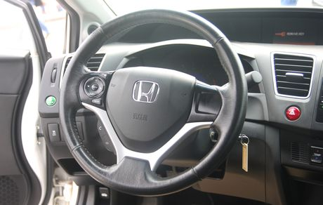 So sanh Honda Civic the he moi va cu o Viet Nam - Anh 14