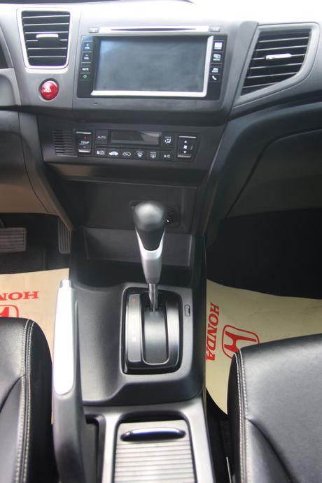 So sanh Honda Civic the he moi va cu o Viet Nam - Anh 16