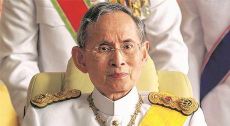 Nhung ky uc dac biet ve Quoc vuong Bhumibol - Anh 1