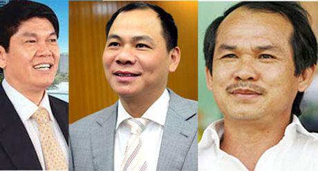 Top 10 ty phu Viet: Ong anh rot dai, dan em chiem cho - Anh 2