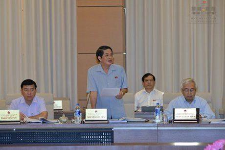 Pho chu tich QH: Lam ra 10 dong thi tra no 3 - Anh 1