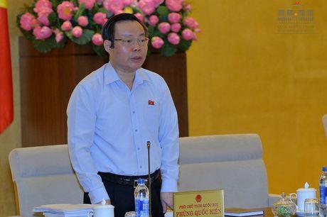 Pho chu tich QH: Lam ra 10 dong thi tra no 3 - Anh 2