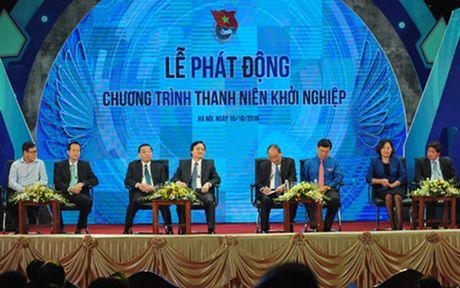 'Thoi lua' vao tinh than khoi nghiep cho thanh nien Viet Nam - Anh 2