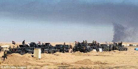 Vu khi va the tran cua quan doi Iraq trong chien dich giai phong Mosul - Anh 13