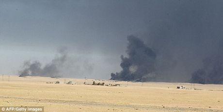 Vu khi va the tran cua quan doi Iraq trong chien dich giai phong Mosul - Anh 4