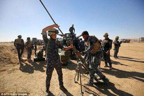 Vu khi va the tran cua quan doi Iraq trong chien dich giai phong Mosul - Anh 6