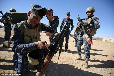 Vu khi va the tran cua quan doi Iraq trong chien dich giai phong Mosul - Anh 8