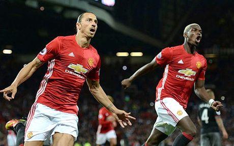 The thao 24h: Pogba ne 'dai ca' Ibrahimovic - Anh 1