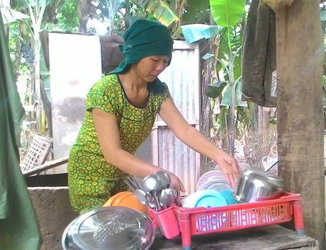 Nhoi long nhung manh doi ngheo kho vung ron lu Quang Binh - Anh 1