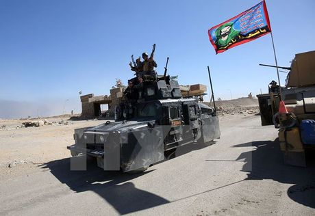 My: Luc luong Iraq dang vuot truoc ke hoach gianh lai Mosul - Anh 1