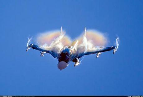 May bay My khong the ban ha Su-34 khi can chien - Anh 1