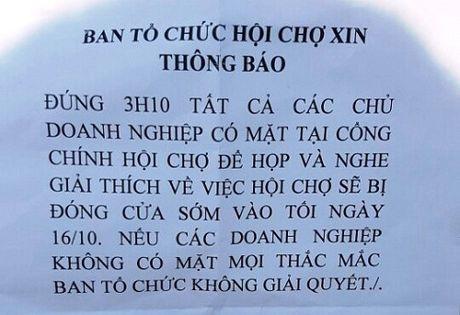 Dung som Hoi cho Linh Miu 'lo nguc', DN duoc thoa thuan, den bu - Anh 2